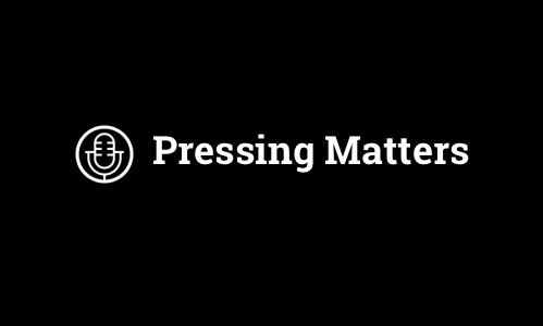 Pressing Matters logo