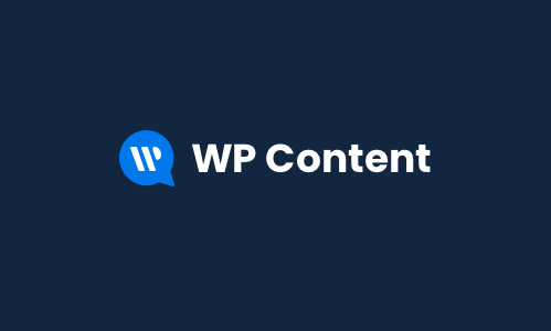 WP Content logo